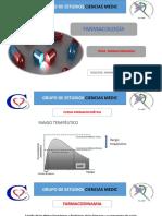 Farmacologia 2 Tema - Farmacodinamia - Estimulación Adrenérgica