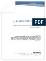 Human Rights Assignment Vth Semester.docx