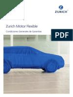 Seguro Coche Completo Zurich Condiciones Generales