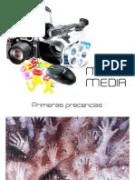 Historia de La Multimedia (PPT)