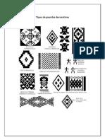 Tipos de Guardas Decorativas -
