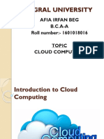 Cloud Computing New [AFIA]