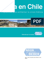 Agua en Chile Propuestas 2014