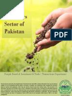 Fertilizer Sector of Pakistan