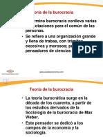SEMANA  4 TEORIA DE LA BUROCRACIA Y RELACIONES HUMANAS.pptx