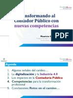 Transformando Al Contador Publico Con Nuevas Competencias