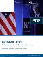 Partnership in Peril - Singh