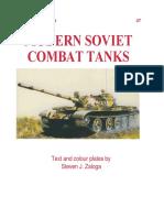 Soviet Combat Tanks