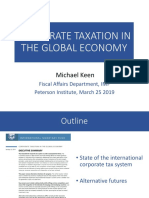 Corporate tax for global