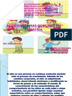 Accidentes Mas Comunes en Pediatria