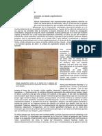 Grafitos históricos (21). Moreruela, un alzado arquitectónico Por José Miguel Lorenzo Arribas