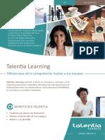 Talentia learning