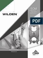 Wilden Pump /& Engineering 15-3210-55-225 Center Block Glide Ring