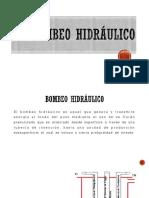 5.1 Bombeo Hidráulico