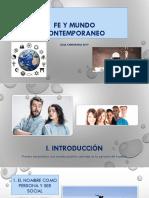 Fe y Mundo Ago-dic 2019