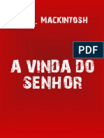 A Vinda Do Senhor c h Mackintosh
