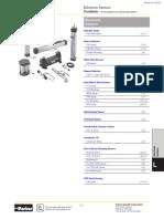 0900P Electronic Sensors