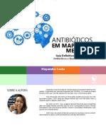 antimicrobianos em mapas mentais