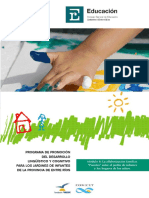 Rosemberg-Stein-Arrue Modulo 8 La Alfabetizacion Familiar. Puentes