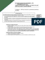 taller de practica uts Manejo de parámetros y Métodos con retorno de valor