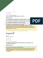 evaluacion marketing unidad 2