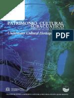 PATRIMONIO SUBACUATICO