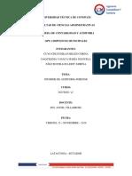 Informe AF Marco Teorico