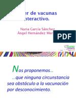 309.Taller Interactivo de Vacunas