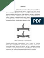 Relatório de ensaio de flexão x.docx