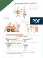 Gramática A1 ejercicios