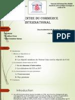centre du commerce international
