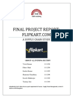 136499193 Flipkart SCM Report Group 12 (1)