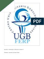 Apostila - IED II - Professor Leonardo Prado