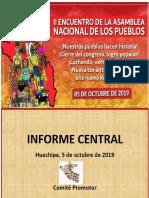 Informe Final II Encuentro de La ANP 05.10.19