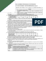 Práctica 2 de Economia y Gestion Contabilidad