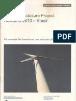 Carbon Disclosure Project - Relatório 2010 - Brasil