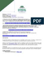 Edital Estadual Fjjd-rio 2018