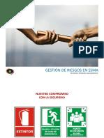 Presentación Gestión de Riesgos SSMA