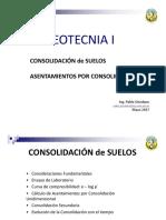 Geotecnia I-unlp Consolidacion 2017