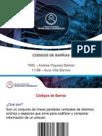 Código de Barra Cc
