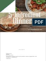 5ingredientsFREEeCookbookStonesoup