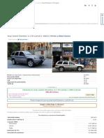 Jeep Grand Cherokee 3.1 TD Laredo (-2001) _ Precio y Ficha Técnica - Km77.Com
