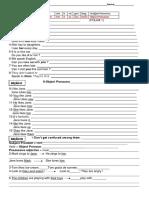 OBJECT PRONOUNS- FOLHA 1- ALUNO.pdf