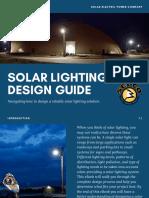 solar lightning design guide