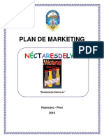 Plan de Marketing de Nectares-Joel Moran