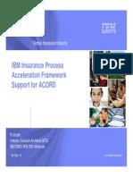 IPA Framework ACORD