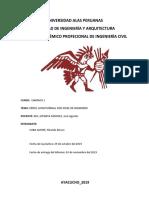 Informe de Perfil Lungitudinal Con Nvl-Ing
