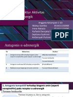 HSA anti adrenergik