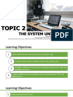 Topic 2 System Unit