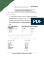 1 Determinación del Gasto Energetico.doc